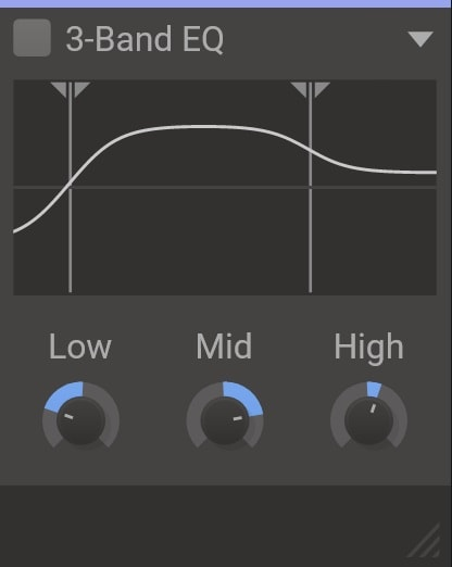 kiloHearts - 3-Band EQ Review - Top 9 Best FREE VST Plugins For Beginners | Integraudio.com