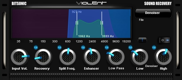 Bitsonic Sound Recovery Review - The 3 Best Free Noise Reduction Plugins | Integraudio.com