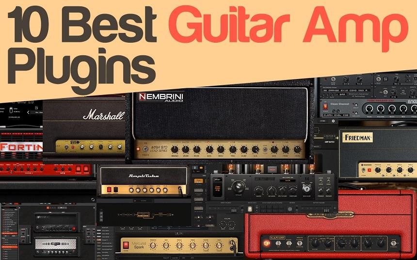 Top 10 Guitar Amp Plugins (And 5 Best FREE Guitar Amps) | Integraudio.com