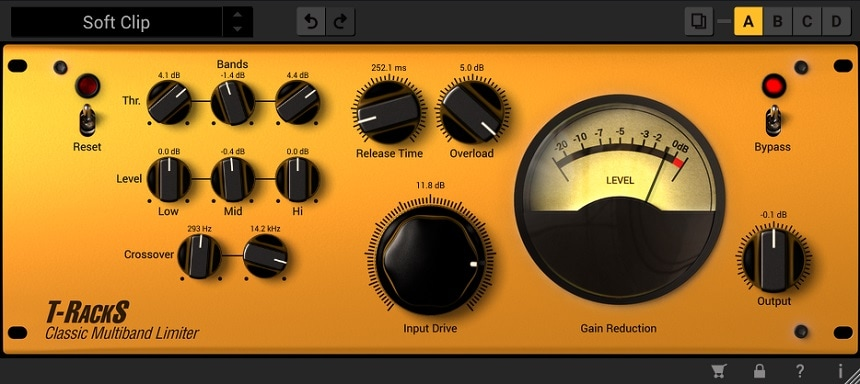 Classic Multiband Limiter By IK Multimedia Review - Top 5 Multiband Limiter Plugins | Integraudio.com