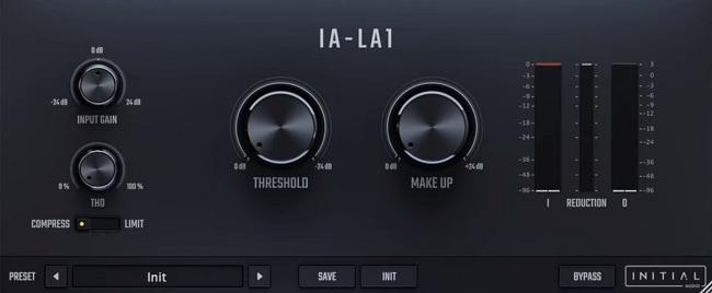 Initial Audio IA-LA1 Review - Top 14 VST Plugins For Beginners | Integraudio.com