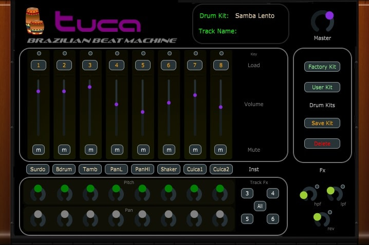 Brazilloops Tuca Review - Top 6 Plugins For Latin Music (And 4 FREE Tools) | Integraudio.com