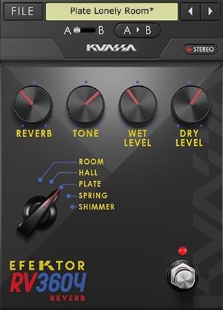 Kuassa EFEKTOR RV3604 Reverb Review - Top 14 VST Plugins For Beginners | Integraudio.com