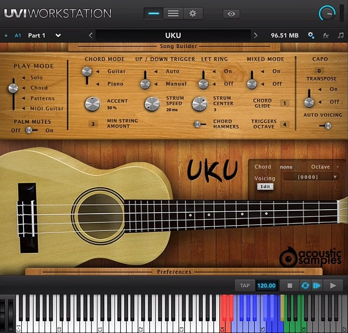 Acousticsamples UKU Review - Best Ukulele Libraries   Integraudio.com