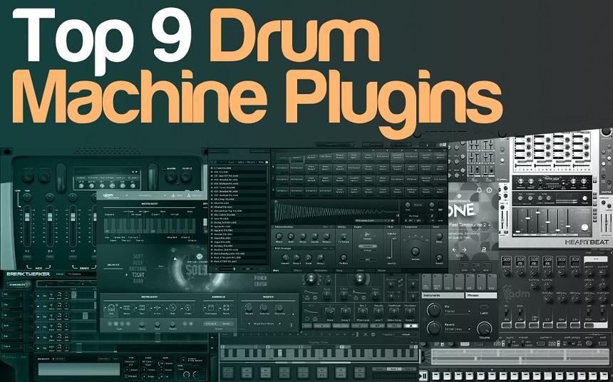 Top 9 Drum Machine Plugins For Beatmaking (Best Grooveboxes)   Integraudio.com