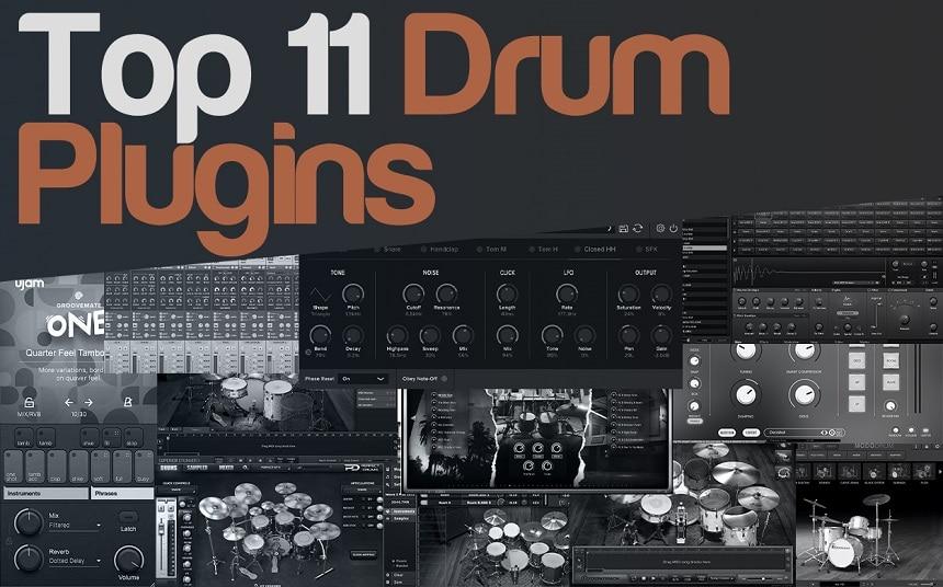 Top 11 Drums & Percussion Plugins (And 6 Best FREE Drum Plugins) | Integraudio.com