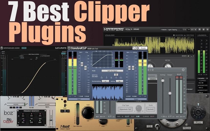 Top 7 Clipper Plugins 2021 (Best Limiter Alternatives) | Integraudio.com