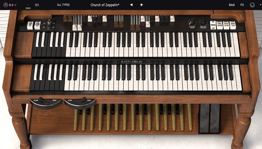 Arturia B-3 V2 Review - Top 6 Organ Plugins   Integraudio.com