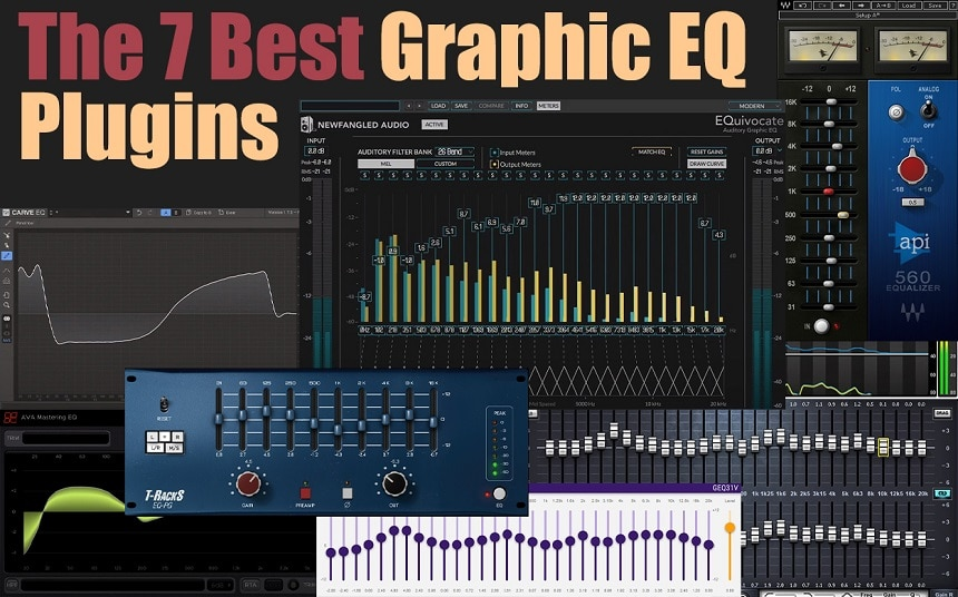 Top 7 Graphic EQ Plugins 2021 (With 3 Best Free Equalizers) | Integraudio.com