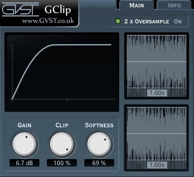 GVST GClip Review - Top 4 Free Clipper Plugins (Best Limiter Alternatives) | Integraudio.com