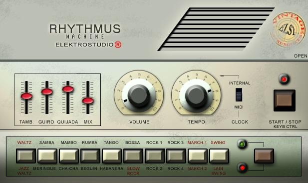Elektro Studio Rhytmus Review - Top 4 Free Plugins For Latin Music | Integraudio.com