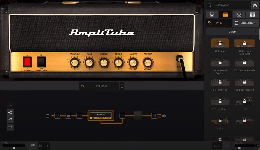 IK Multimedia AmpliTube 5 CS Review - The 6 Best FREE Bass Amp Plugins   Integraudio.com