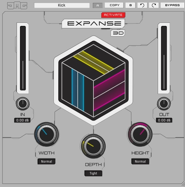 United Plugins Expanse 3D Review - Top 10 Stereo Widening Plugins | Integraudio.com