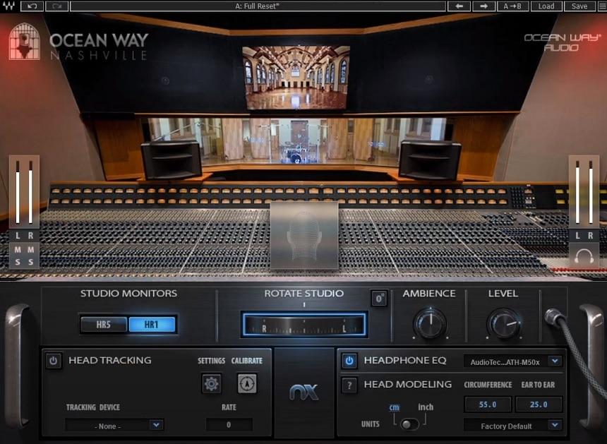 Waves Nx Ocean Way Nashville Review - Top 10 Room Calibration Plugins & Tools | Integraudio.com