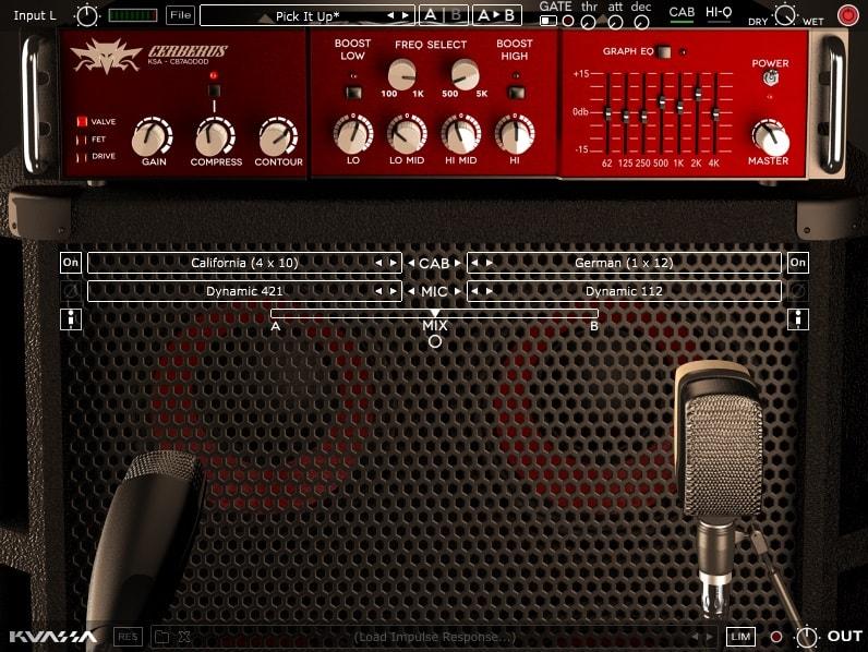 KUASSA Cerberus Review - Top 10 Bass Amp Plugins (And 6 Best FREE Plugins)   Integraudio.com