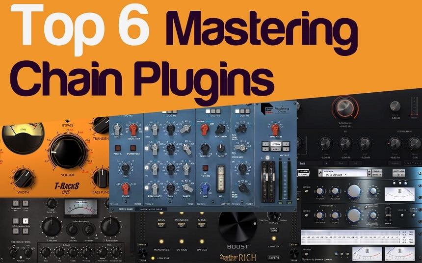 Top 6 Mastering Chain Plugins (Best Single Mastering Tools) | Integraudio.com