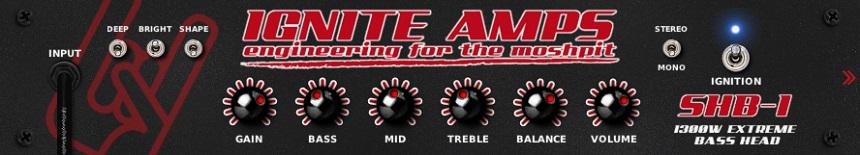 Ignite Amps SHB-1 Revie - The 6 Best FREE Bass Amp Plugins   Integraudio.com