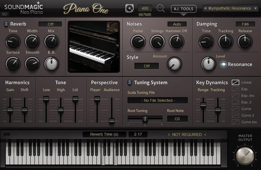 Sound Magic Piano One - The 5 Best Free Piano Plugins | Integraudio.com