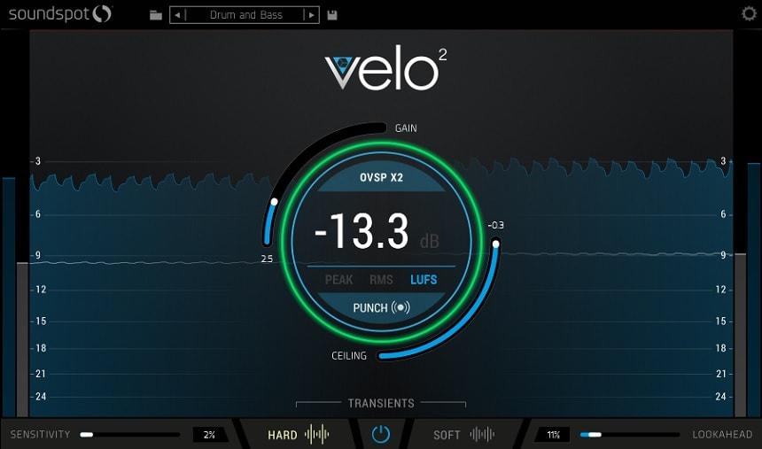 SoundSpot Velo 2 Review - Top 14 VST Plugins For Beginners | Integraudio.com