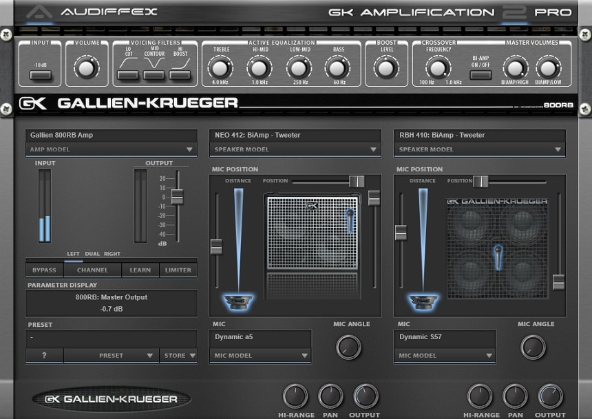 Audified GK Amplification 2 Pro Review - Top 10 Bass Amp Plugins (And 6 Best FREE Plugins)   Integraudio.com
