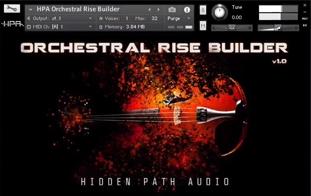 Hidden Path Audio Orchestral Rise Builder Review (Free DL) - The 7 Best Kontakt Sample Libraries For Film Scoring | Integraudio.com