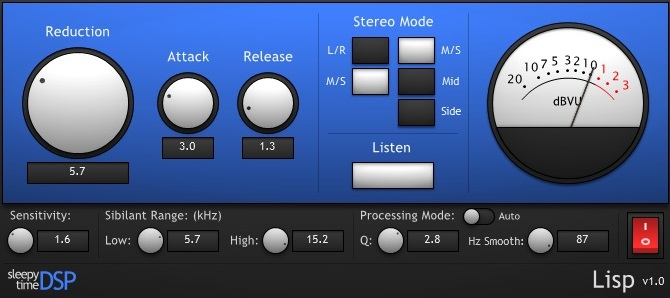 Sleepy-Time DSP Lisp - Top 3 Free Plugins For Voice-Over & Dialogue Cleaning | Integraudio.com