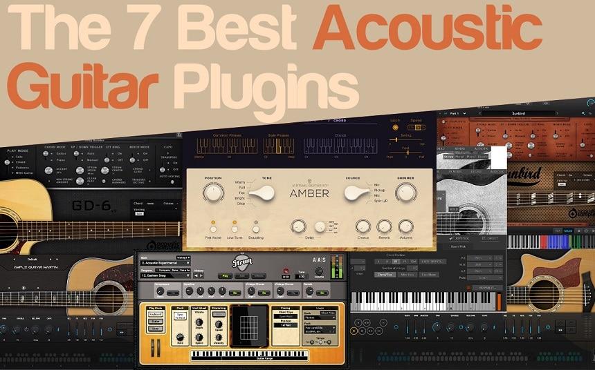 Top 7 Acoustic Guitar Plugins (And 4 Best Kontakt Libraries) | Integraudio.com