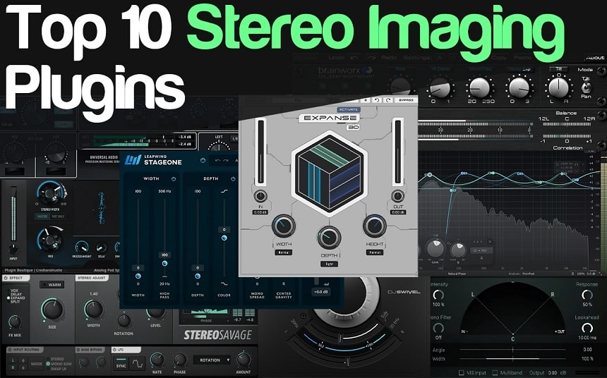 Top 10 Stereo Imaging Plugins 2021 (And 6 Best FREE Plugins) | Integraudio.com