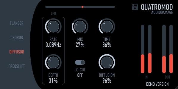 Audio Damage QuatroMod - Top 14 VST Plugins For Beginners | Integraudio.com
