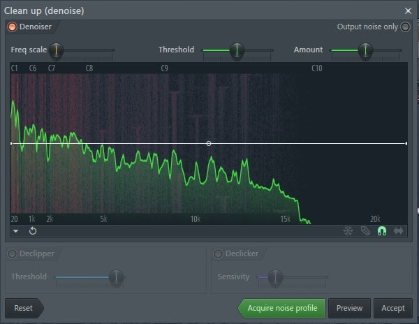 Edison - noise reduction - How To Remove Background Noise From An Audio Recording? | Integraudio.com | integraudio.com