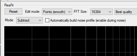ReaFIR - How To Remove Background Noise From An Audio Recording? | Integraudio.com