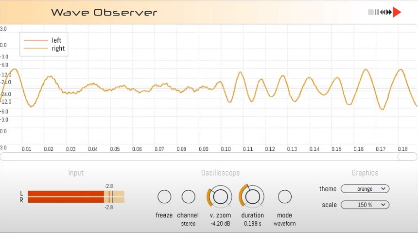 Wave Observer Pro - Top 6 Oscilloscope Plugins (Best Signal Analyzer Tools)   Integraudio.com
