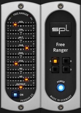 SPL Free Ranger - The 4 Best FREE Graphic EQ Plugins   Integraudio.com