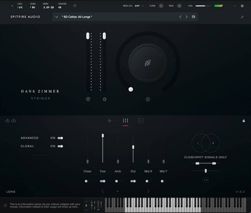 Spitfire Audio Hans Zimmer Strings - Top 5 Strings Plugins (And 4 Best Free Strings Instruments)   Integraudio.com