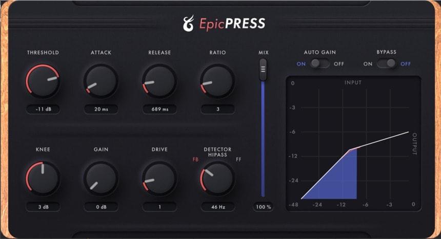 EpicPRESS Review | integraudio.com