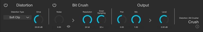 Fabric 70 Crush Review - The 4 Best FREE BitCrusher Plugins | Integraudio.com