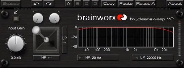 Brainworx bx_cleansweep V2 Review - 5 Free Plugins On Plugin Alliance   Integraudio.com