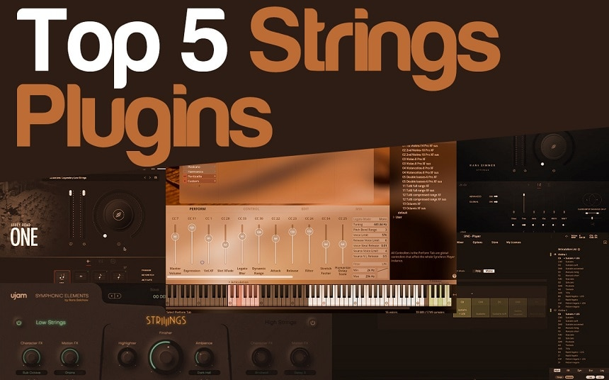 Top 5 Strings Plugins (And 4 Best Free String Ensemble Instruments) | Integraudio.com