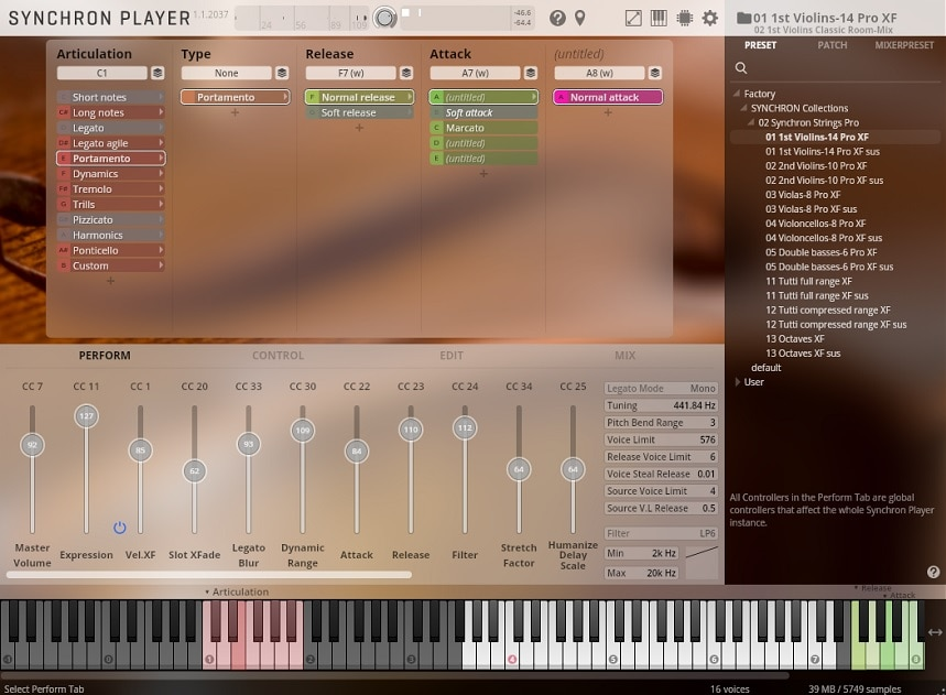VSL Synchron Strings Pro Review - Top 5 Strings Plugins (And 4 Best Free Strings Instruments)   Integraudio.com