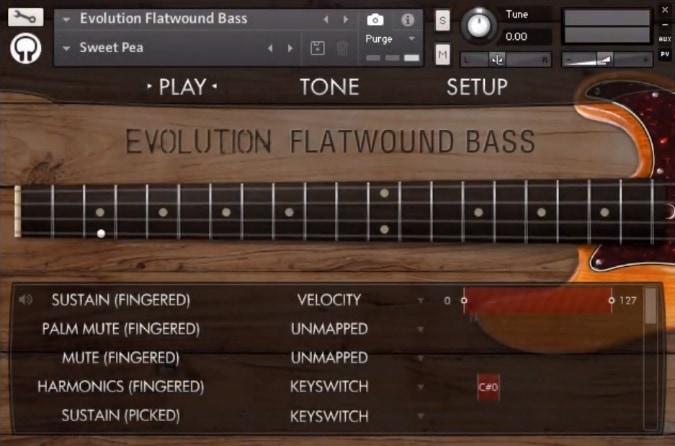 Orange Tree Samples Evolution Flatwound Bass Review - Top 10 Guitar Kontakt Libraries (Best Acoustic, Electric, Bass Guitars & Freebies)   Integraudio.com