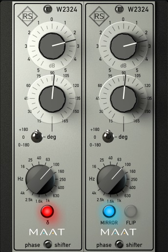MAAT Digital RSPhaseShifter Review - Top 7 Phase Alignment Plugins (Best Phase Correction Tools) | Integraudio.com