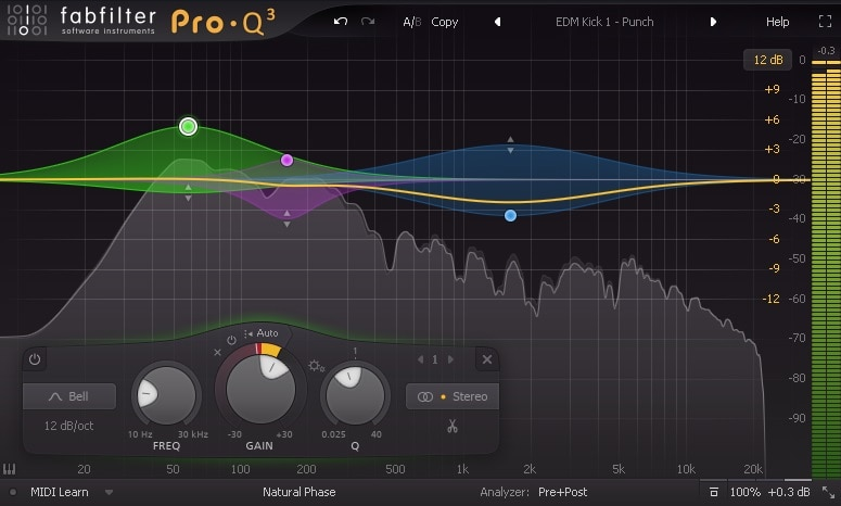 FabFilter Pro-Q 3 Review - Top 10 EDM Plugins (And 10 Best FREE EDM Plugins) | Integraudio.com