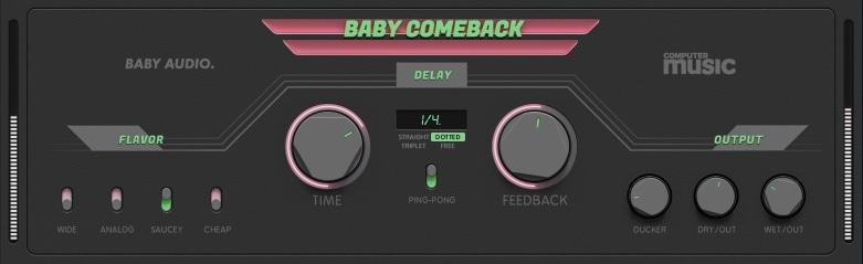 Baby Audio Baby Comeback - 10 Best FREE Plugins For EDM | Integraudio.com