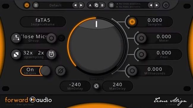 Forward Audio faSampleDelay Review - Top 7 Phase Alignment Plugins | Integraudio.com