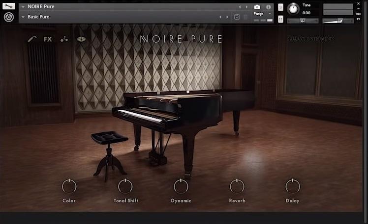 Native Instruments Noire Review - Top 10 Pop and R&B Plugins & Kontakt Libraries   Integraudio.com