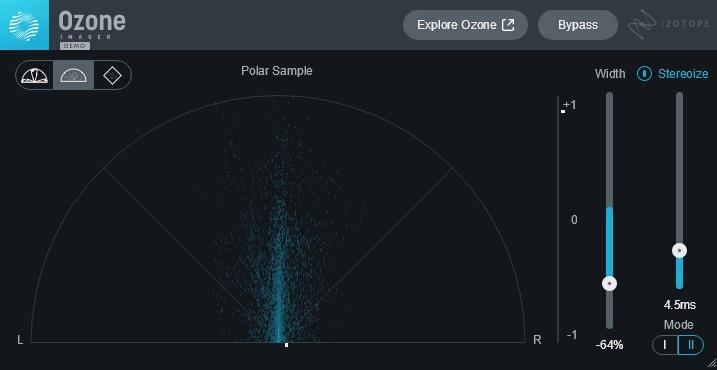 iZotope Imager 2 - 10 Best FREE Plugins For EDM | Integraudio.com