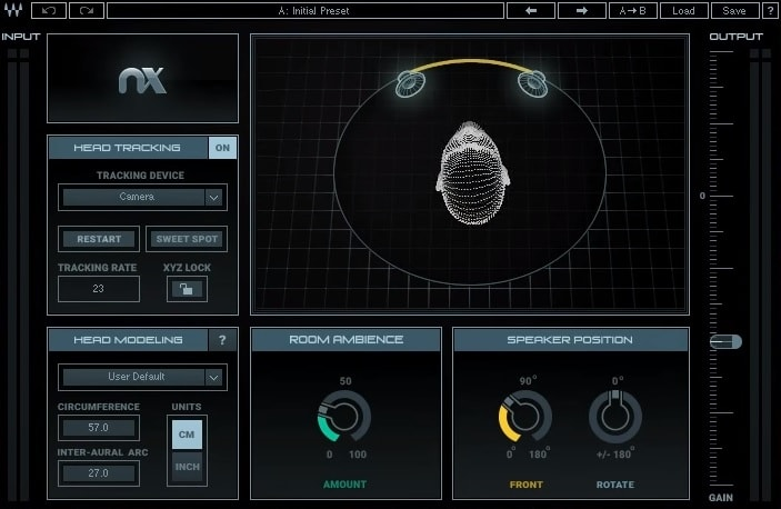 Waves Nx Virtual Mix Room - Top 10 Room Calibration Plugins & Tools | Integraudio.com